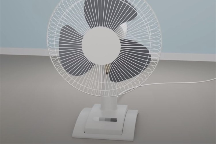 こんなにシンプルだったとは!扇風機のスイッチの仕組みを可視化した動画が話題に