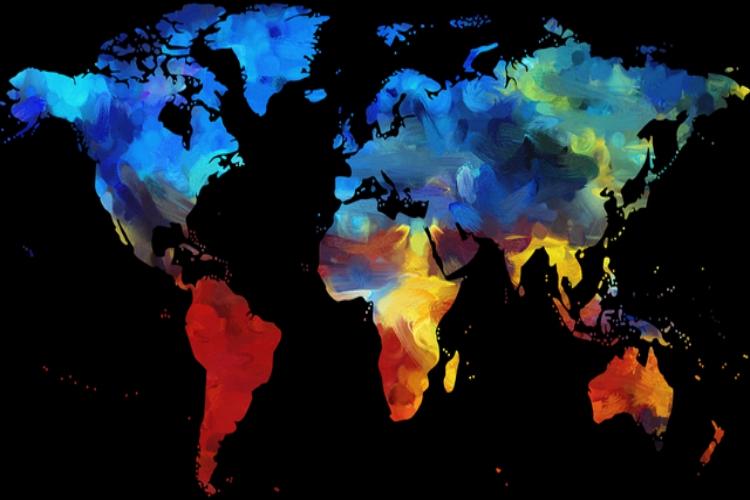 世界の大陸は六大陸?五大陸?それとも四大陸?いったいどれが正しいのか