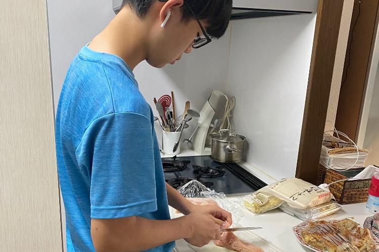 【Twitterで話題】高1の息子が「予算1,000円余りはお小遣い」が条件の晩ご飯チャレンジを続けた結果・・・