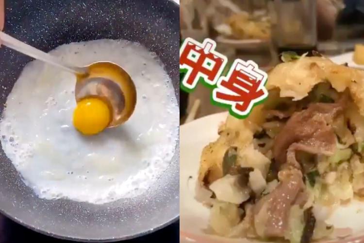 """新しい卵焼きがTwitterで話題の中華料理店!看板メニューの""""ハイリービン""""が超絶美味しそう!"""
