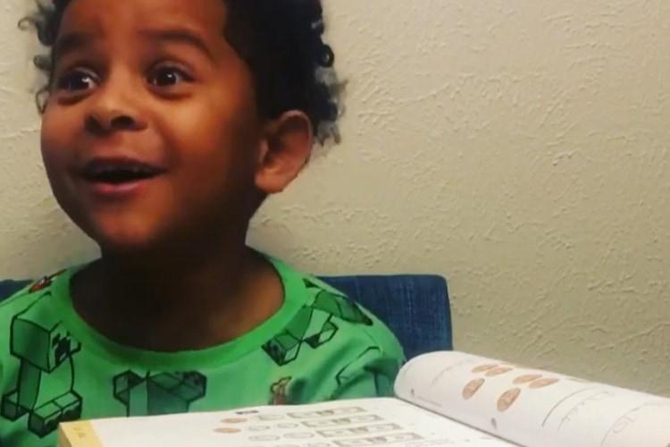 子供あるある!教科書の問題に知り合いの名前が登場した時の反応は世界共通で笑っちゃう!