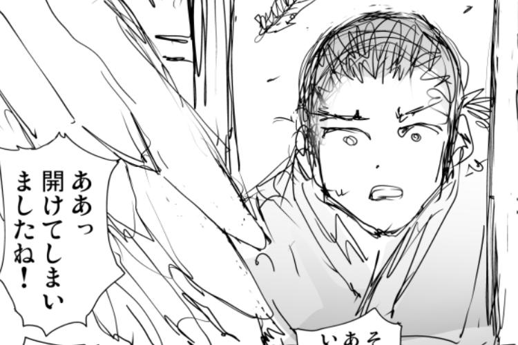 【漫画】この展開はほっこり!もしも『鶴の恩返し』の亭主がド天然だったら・・・