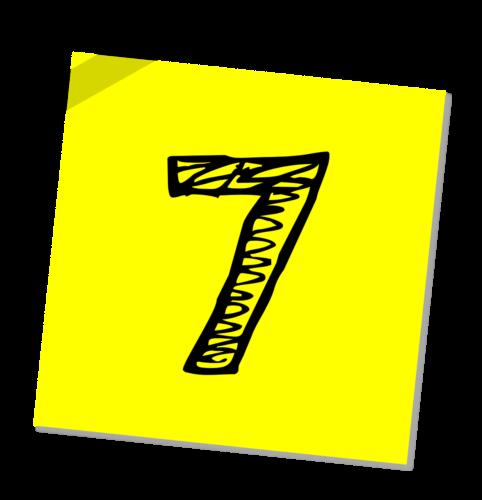 「ラッキーセブン」はなぜ縁起がいいの?7が特別な数字となっている理由を解説!