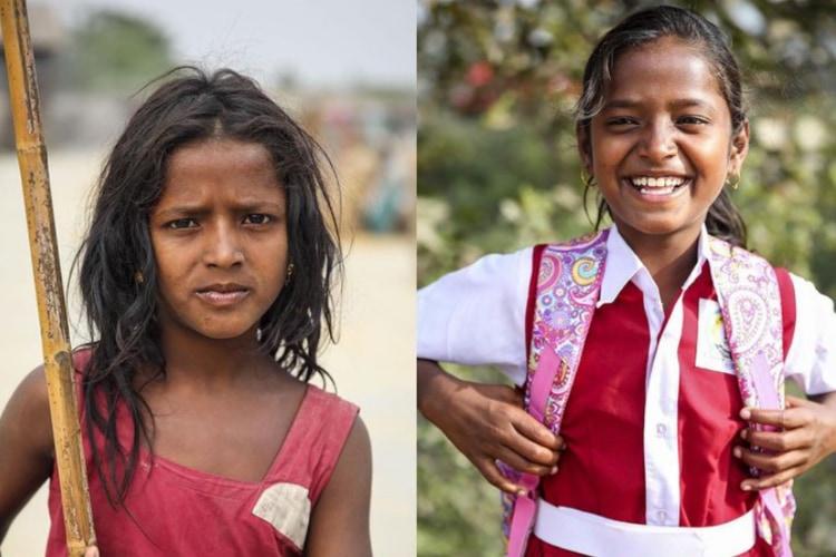 バングラデシュの児童労働問題に取り組む報道写真家。その活動と子どもたちの写真に胸を打たれる