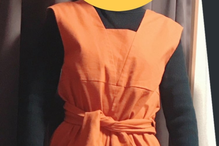 【完全一致】新しく買ったオレンジ色の服を着てみたら、ドラゴンボールすぎたと話題に(笑)