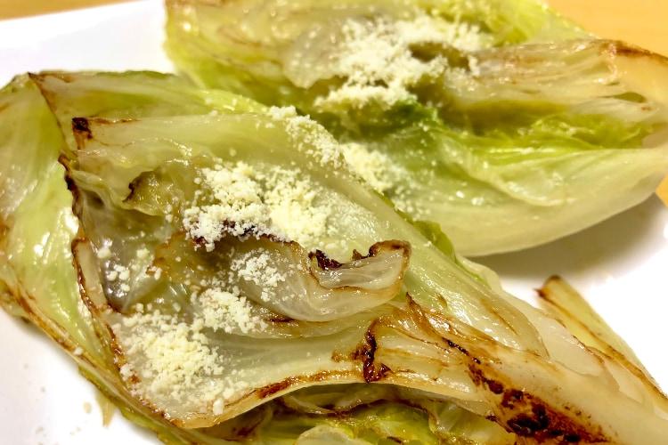 これは食べてみたい!JA全農が紹介する「焼きレタスの温サラダ」が美味しそう
