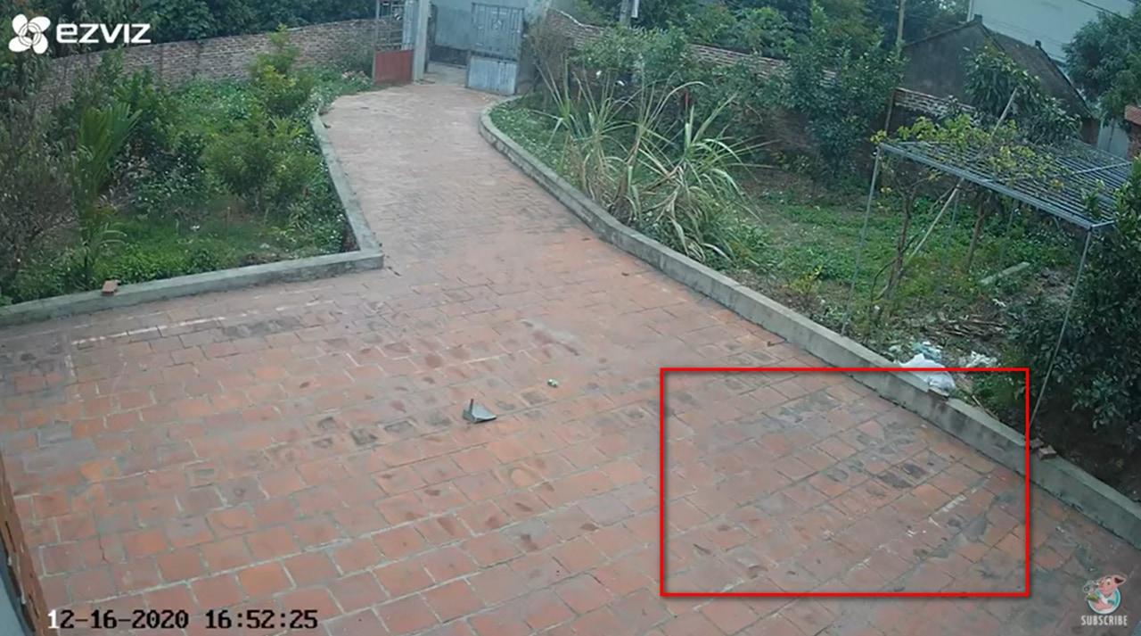 【怪奇現象】監視カメラが捉えた原因不明の動く影!正体は謎のまま・・・