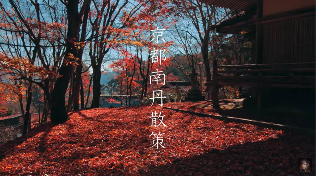 動画で巡る京都の穴場スポット散策!GoToキャンペーンが無くても大丈夫♪