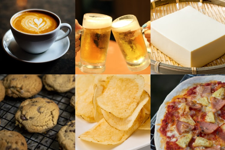 コーヒー、ポテチ、豆腐・・・噓か真か!?失敗や偶然から生まれたとされる食品たち10選!
