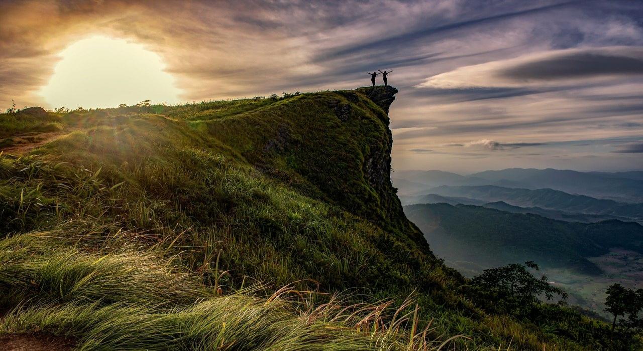 「天王山」、急峻では無いこの山が勝負の分かれ目を意味するのは、歴史上大事な舞台だったから!