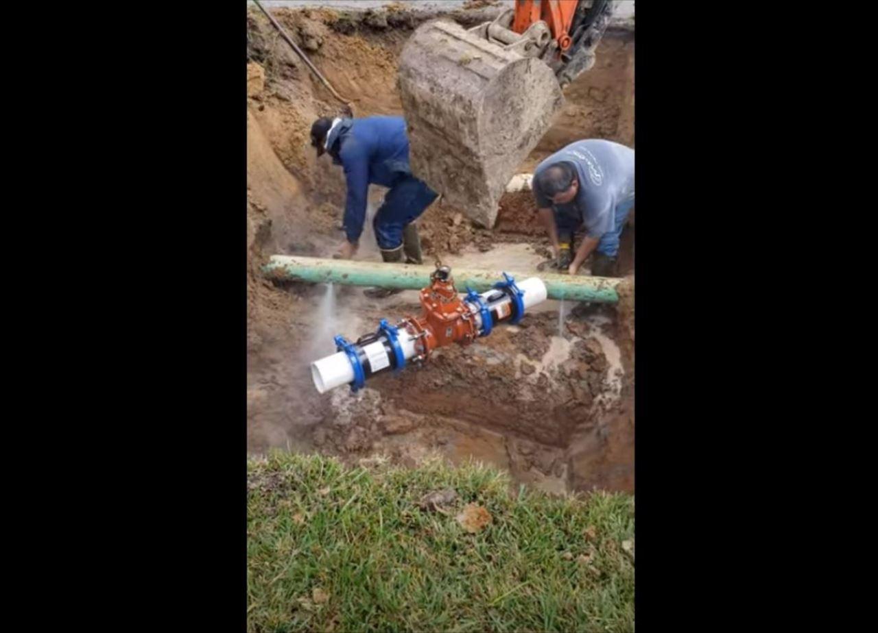 水道管の工事で目を覆いたくなるトラブルが発生!むしろ最初から予想できなかったのか(笑)