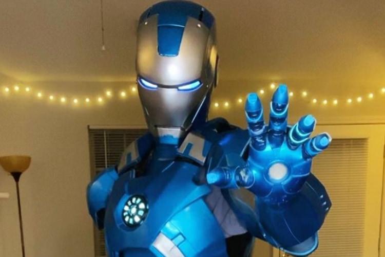 熱意と技術に脱帽!女性エンジニアが自作したアイアンマンのスーツが超カッコイイ!