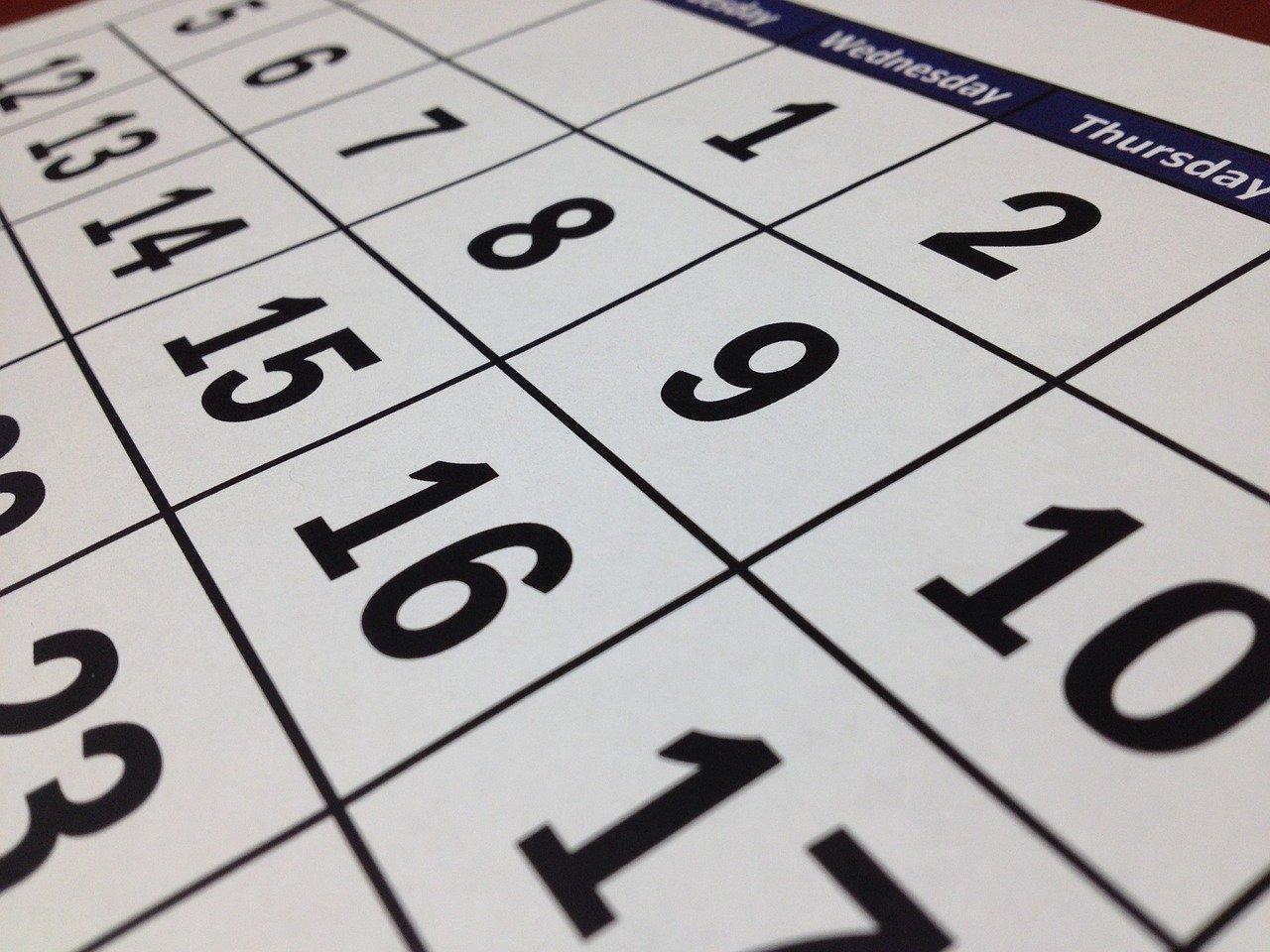 「雑節」それは、季節の移り変わりを把握するのに欠かせない暦日