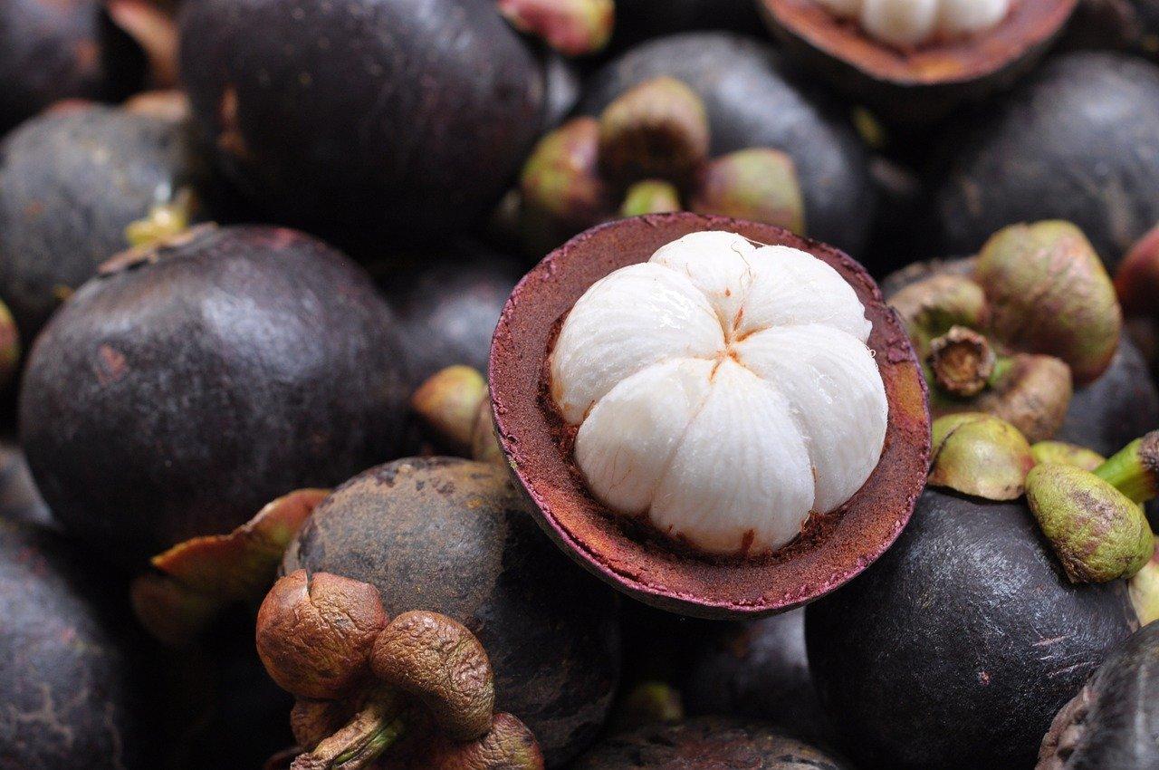 果物の女王「マンゴスチン」とはどんな果物?ライチとはまた別物なの??