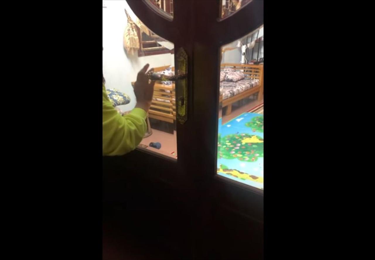 鍵がかかっているドア、これを開けてくれたのはまさかの・・・